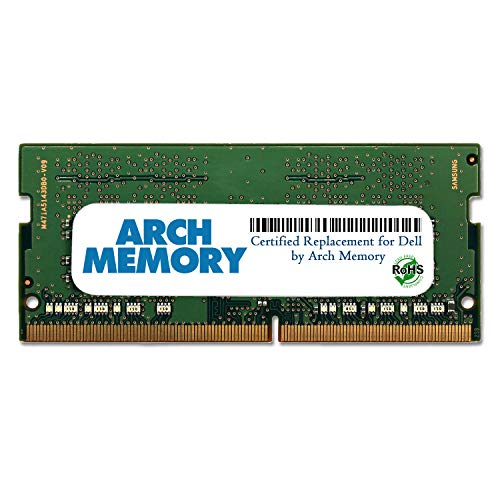 Arch Memory 8GB Replacement for Dell SNPMKYF9C/8G A9210967 260-Pin DDR4 So-dimm RAM for Dell Inspiron 15 - Notebook Memory Chip 8