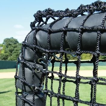 Jugs Square Screen - Jugs Square Screen with Sock-Net Replacement Netting