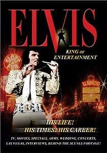 Amazon.com: Elvis: King of Entertainment: Elvis Presley ...