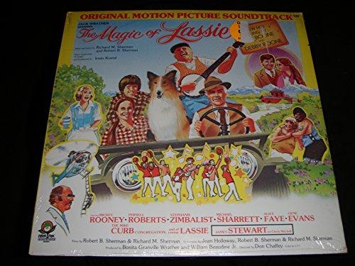 The Magic of Lassie (Original Motion Picture Soundtrack) LP