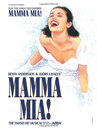 Mamma MIA! (Piano/Vocal/Chords) - Sheet Music Piano Guitar