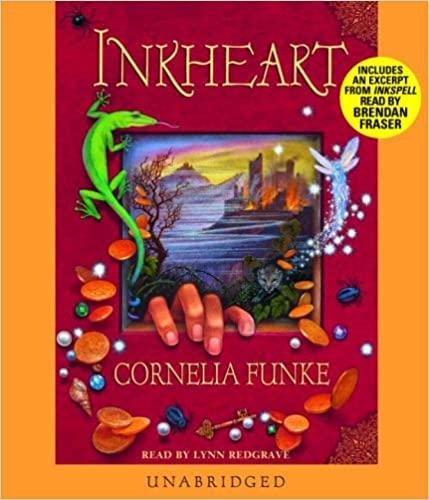 Book Inkheart (Inkheart Trilogy)