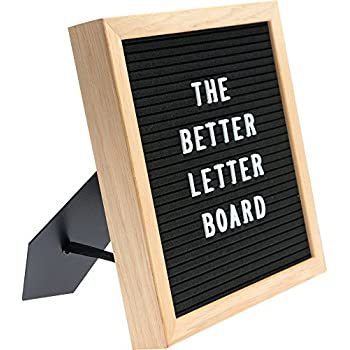Amazon Com The Only Letter Board With Built In Storage