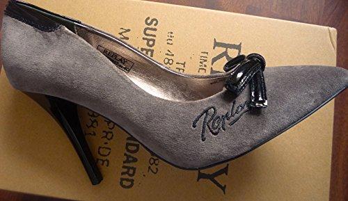 REPLAY JAZMIN Damenschuhe Damen Pumps High Heels RH250002T 0019 dunkelgrau Dark Grey EU 36 - 40, UK 3.5 - 7