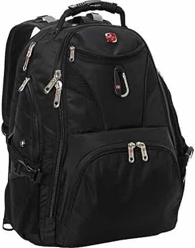 SwissGear Travel Gear 5977 Laptop Backpack- EXCLUSIVE (Black)