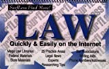 Law Quickly and Easily on the Internet, Pollin, Shane, 1893957004