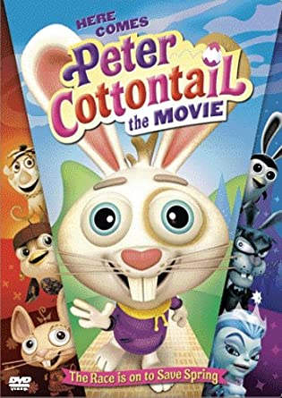 c5a98b2f7 Amazon.com  Here Comes Peter Cottontail  The Movie  Christopher ...