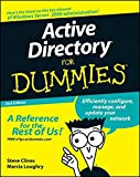 img - for Active Directory For Dummies book / textbook / text book