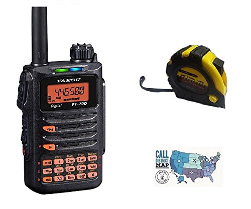 Bundle - 3 Items - Includes Yaesu FT-70DR C4FM FDMA/FM for sale  Delivered anywhere in USA