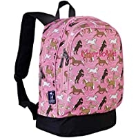 Personalized Classic Backpack (Horses in Pink)