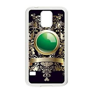 Beautiful crystal ball Personalized Cover Case with Hard Shell Protection for SamSung Galaxy S5 I9600 Case lxa#262521 by runtopwell