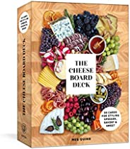 The Cheese Board Deck: 50 Cards for Styling Spreads, Savory and Sweet