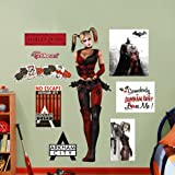 FATHEAD Harley Quinn: Arkham City Graphic Wall Décor
