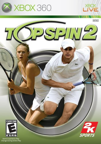 Top Spin (Top Spin 2 - Xbox 360)