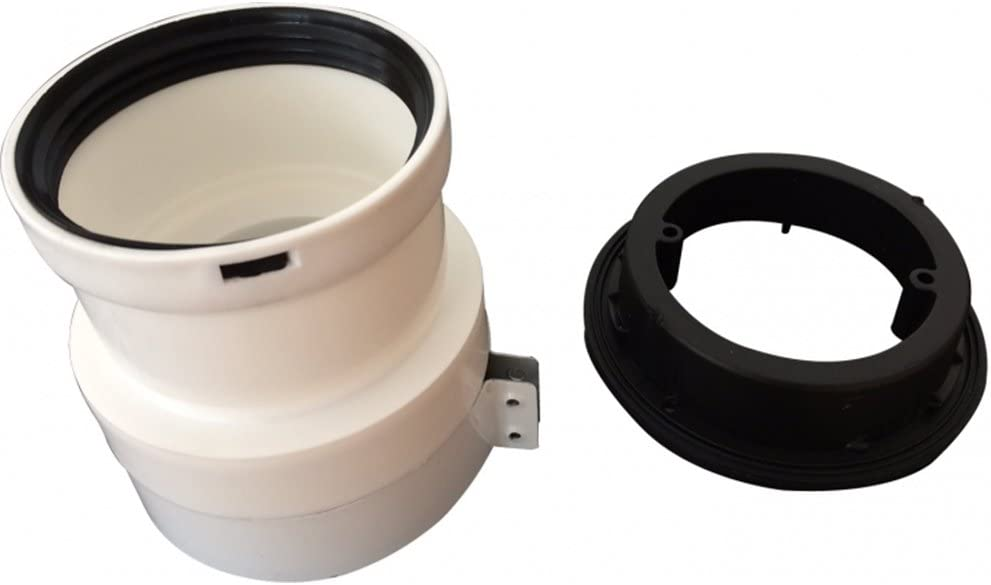 Ariston 3318369 Sistemas Sdoppiati Ariston Adaptador Para Las Calderas de Condensación