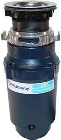 Whirlaway 191 1 3 Horsepower Garbage Disposal