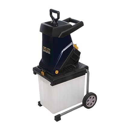 GMC IS2500 - Biotrituradora para jardín 2500 W