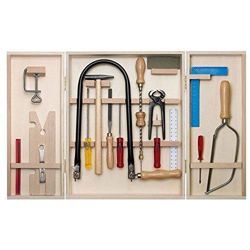 Werkzeugschrank für Kinder - edumero Werkzeugschrank Kinder