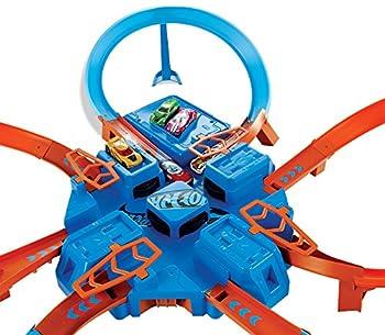 Hot Wheels Criss Cross Crash Track Set 7