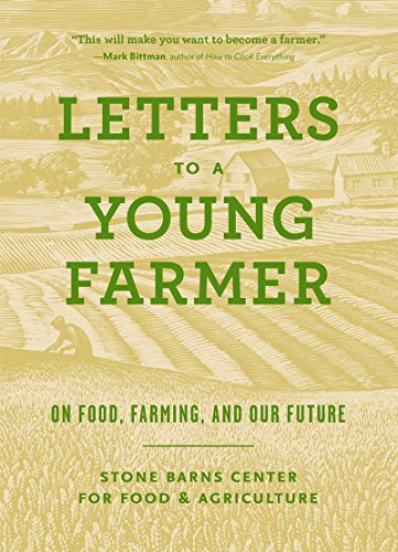 Letters to a Young Farmer: On Food, Farming, and Our Future cover