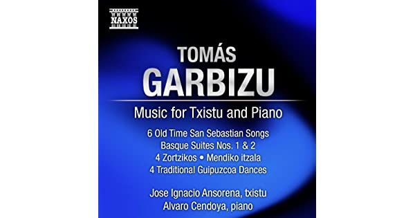 Amazon.com: 6 Old Time San Sebastian Songs (arr. J.I. ...