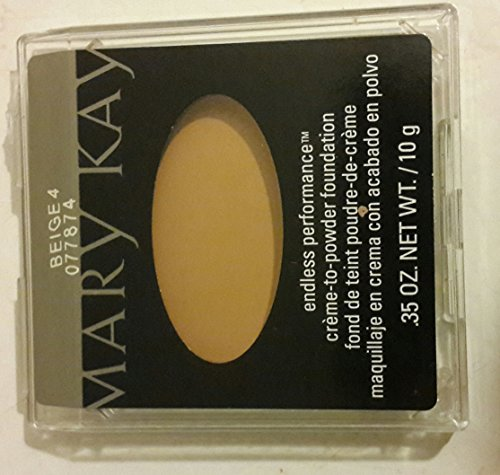 Beige Creme - Mary Kay Creme to Powder Endless Performance Beige 4