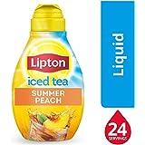 Lipton Liquid Iced Tea Mix, Summer Peach, 2.43 oz