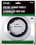 Atlas Lawnmower Engine Brake Cable