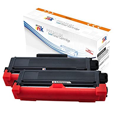 Starink Compatible Toner Cartridge & Drum Unit Replacements for Brother DR630 TN630 TN660 High Yield (2 Black Toners +1 Drum Unit) Compatible With HL-L2340DW HL-L2380DW DCP-L2540DW
