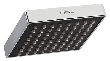 Cera F7010504 Over Head Rain Shower Square 100x100 mm  4 quot;x4 quot;  Overhead Showers