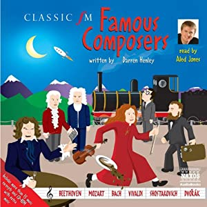 Famous Composers Audiobook