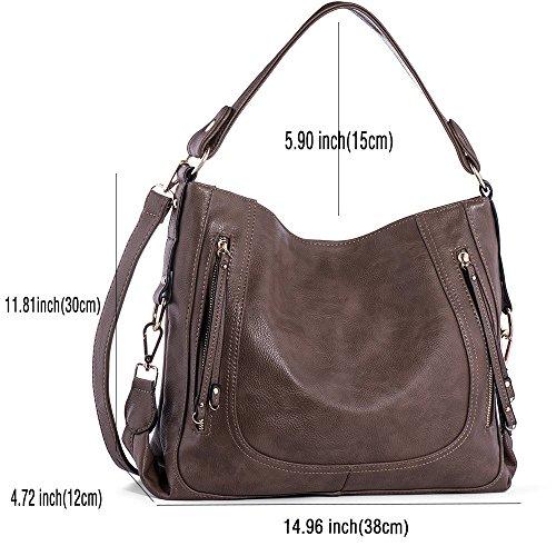 Buy ladies leather purses and handbags