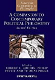 img - for A Companion to Contemporary Political Philosophy book / textbook / text book