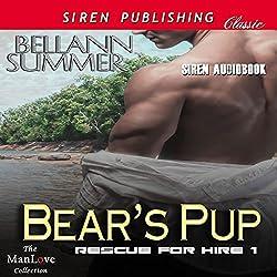 Bear's Pup