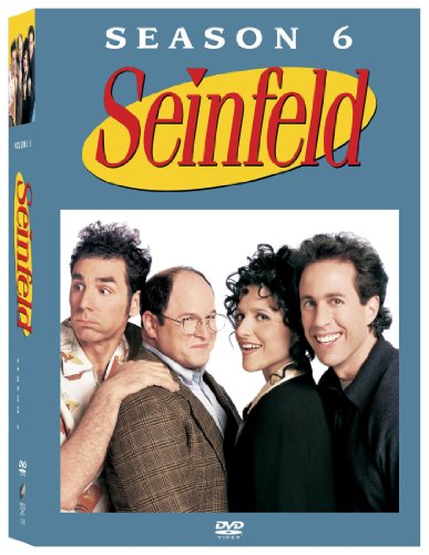 Seinfeld: Season 6 (Volume Seinfeld 4)