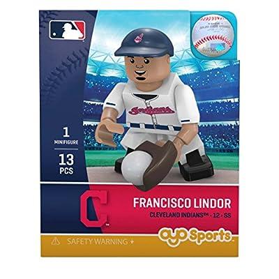 Francisco Lindor OYO MLB Cleveland Indians G5 Generation 5 Mini Figure