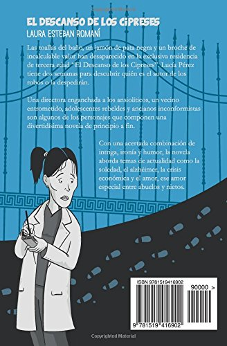 El descanso de los cipreses (Spanish Edition): Laura Esteban Romaní, Vicente Mateo Serra: 9781519416902: Amazon.com: Books