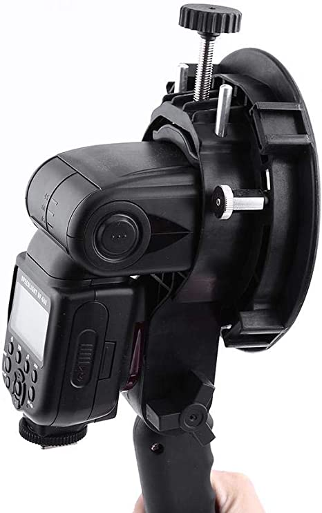Semoic Camera Flash Stand Flash Speedlight Hot Shoe Mount Stand with 1//4inch Metal Tripod Thread for Flash Speedlight Speedlite Pentax 4 Pack