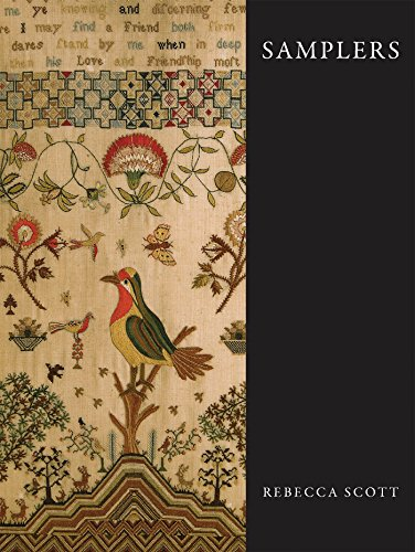 Samplers (Shire Collections) -