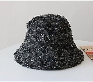 YMFIE personalità Fashion Leisure Fisherman Hat Sole Estivo Hat Lady del Cappuccio da Viaggio.