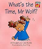 What's the Time, Mr Wolf?, Gill Budgell, 0521002109