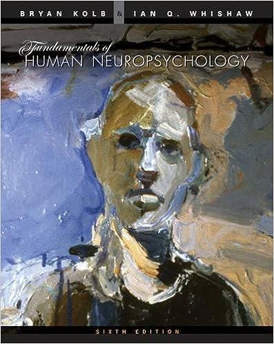 Fundamentals Of Human Neuropsychology 6th Edition Pdf