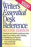 Writer's Essential Desk Reference, Writer's Digest Staff, 1582971390