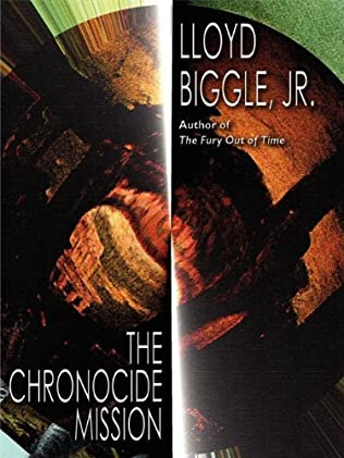 book cover of The Chronocide Mission