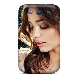 Flexible Tpu Back Case Cover For Galaxy S3 - Miranda Kerr 4 wangjiang maoyi