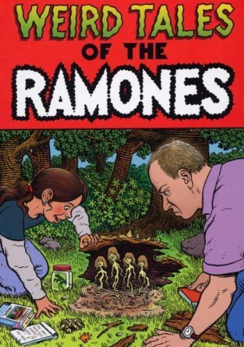 Weird Tales of the Ramones by Ramones Box set edition (2005) Audio CD