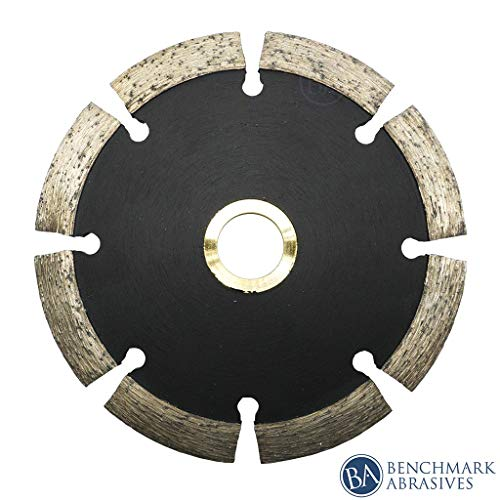 Benchmark Abrasives Crack Chaser Diamond Blade - 1 Piece (4