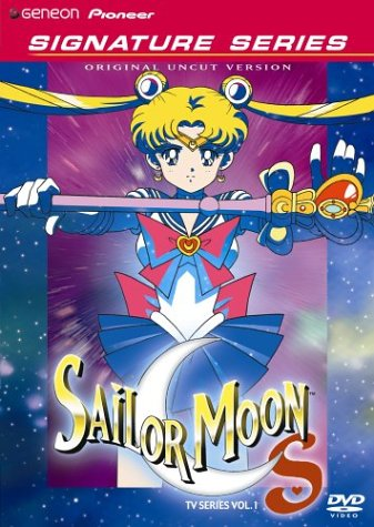 Sailor Moon S TV Series - Heart Collection 1 (Geneon Signature Series) by Geneon [Pioneer]