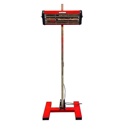 PINTURA curado lámpara de infrarrojos, para horno lámpara 201, calefacción calentador de luz Filtro