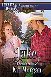 Jake (Cowboys and Debutantes  Contemporary Book 1)